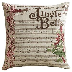 Jingle Bells Pillow