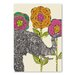 Americanflat 'Aaron' by Valentina Ramos Graphic Art on Wrapped Canvas
