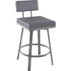 Amisco New York Style 26 Quot Swivel Bar Stool Amp Reviews