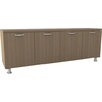 Monarch Specialties Inc Credenza Desk Amp Reviews Allmodern