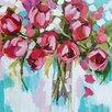 Art Group Tulip Splendour by Amanda J. Brooks Canvas Wall Art