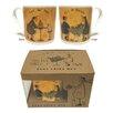 Art Group Sam Toft Tea for Two Tea for Three Mug