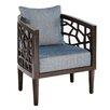 Gus Modern Lodge Fabric Arm Chair Amp Reviews Allmodern
