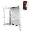 Bug off portable and reversible screen door reviews for Bug off instant screen door