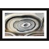 Marmont Hill The Eye of the Geode Framed Graphic Art