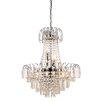 Endon Lighting Amadis 6 Light Crystal Chandelier