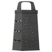 Kitchen Craft Four Sided non stick Box Grater