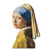 Castleton Home 'Ragazza Con L'orecchino Di Perla' by JohannesVermeer Graphic Art