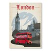 Americanflat London by Anderson Design Group Vintage Advertisement