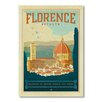 Americanflat Florence Italy by Anderson Design Group Vintage Advertisement