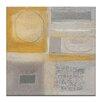 Artist Lane 50's-1 by Karen Hopkins Art Print on Canvas