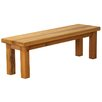 Alpen Home The Village Outlaw Wood Kitchen Bench
