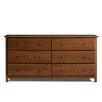 south shore munich 6 drawer double dresser reviews. Black Bedroom Furniture Sets. Home Design Ideas