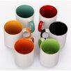 Waterside 6 Pieces Rainbow Mug Set