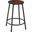 Brayden Studio Dube Round Drm Pub Table Amp Reviews Allmodern