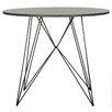Fine Mod Imports Wood Leg Dining Table Amp Reviews Allmodern