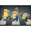 NEXT! BY REINDERS Minions Graphic Art Plaque