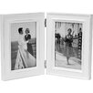 HamptonFrames Paloma Hinged Double Picture Frame