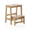 Geese Wooden Stool