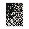 Dynamic Rugs Aria Black White Area Rug Wayfair