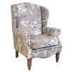 Lily Manor Luka Wingback Chair