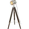 Borough Wharf 144cm Tripod Floor Lamp