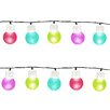The Seasonal Aisle Party 50 Light Globe String Lights