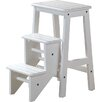 Guidecraft Household Helpers 2 Step Birch Plywood High