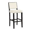 Linon Monaco 30 Quot Bar Stool Amp Reviews Wayfair