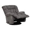 Red barrel studio texian glider recliner reviews wayfair for Catnapper teddy bear chaise recliner