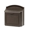 Special Lite Products Victoria Wall Mounted Mailbox With
