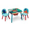 Delta Children Sesame Street Kids 3 Piece Table Amp Chair
