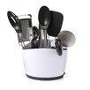 anolon 6 piece nonstick utensil set   reviews wayfair