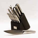 Calphalon Precision Cutlery 16 Piece Knife Block Set