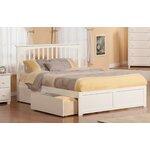 Andover Mills Pauline Platform Bed Amp Reviews Wayfair