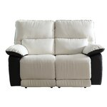 Woodhaven Hill Valentina Loveseat Amp Reviews Wayfair