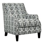 Loon Peak Martin Hill Wingback Chair And Ottoman Amp Reviews