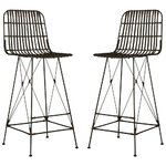 Linon Corey 30 Quot Bar Stool Amp Reviews Wayfair