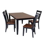 Hokku designs tanner 7 piece dining set reviews wayfair - Timelessly classic dining table designs long lasting beauty function ...