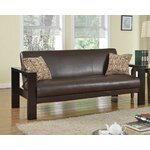 Zipcode Design Carissa Pillow Top Futon And Mattress