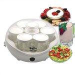 Euro cuisine yogurt maker reviews wayfair for Cuisine yogurt maker recipe