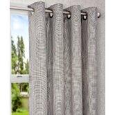 Brissac Tailored Curtain Panel By Ellis Curtain