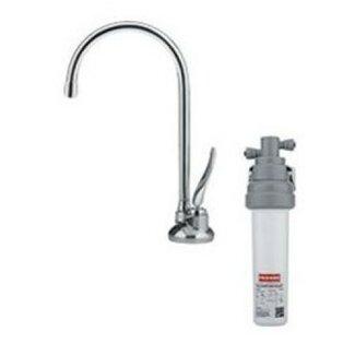 Franke Farmhouse Faucet : Franke Farmhouse Single Handle Deck Mounted Standard Kitchen Faucet ...