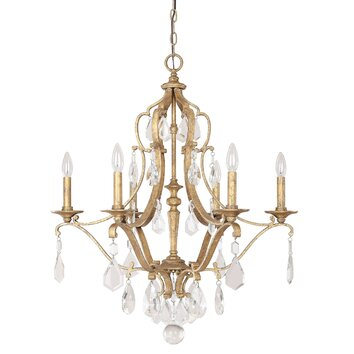 decorative kitchen lighting capital lighting blakely 6 light candle style chandelier 3125