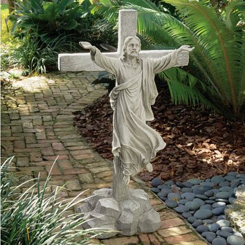 Design Toscano Ascension Christ Statue Amp Reviews Wayfair
