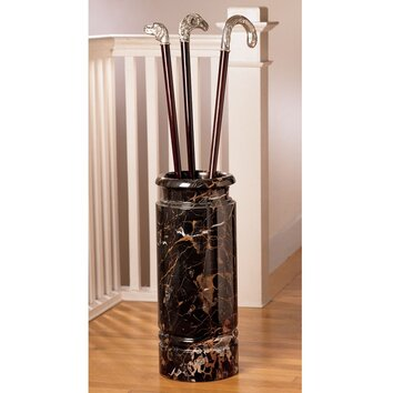 Design Toscano Marble Cane Amp Umbrella Stand Amp Reviews