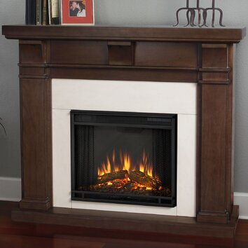 Real Flame Porter Electric Fireplace Amp Reviews Wayfair