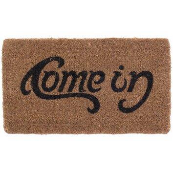 Coco Mats N More Come In Go Away Doormat Reviews Wayfair