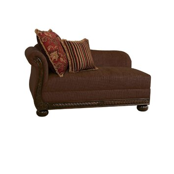 Serta upholstery chaise lounge reviews wayfair for Black friday chaise lounge