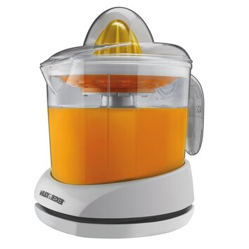 Black Amp Decker Citrusmate Plus Juicer Amp Reviews Wayfair